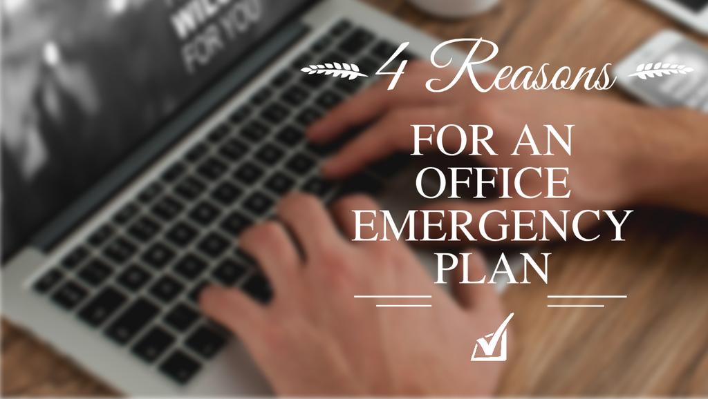 Office Emergency Plan