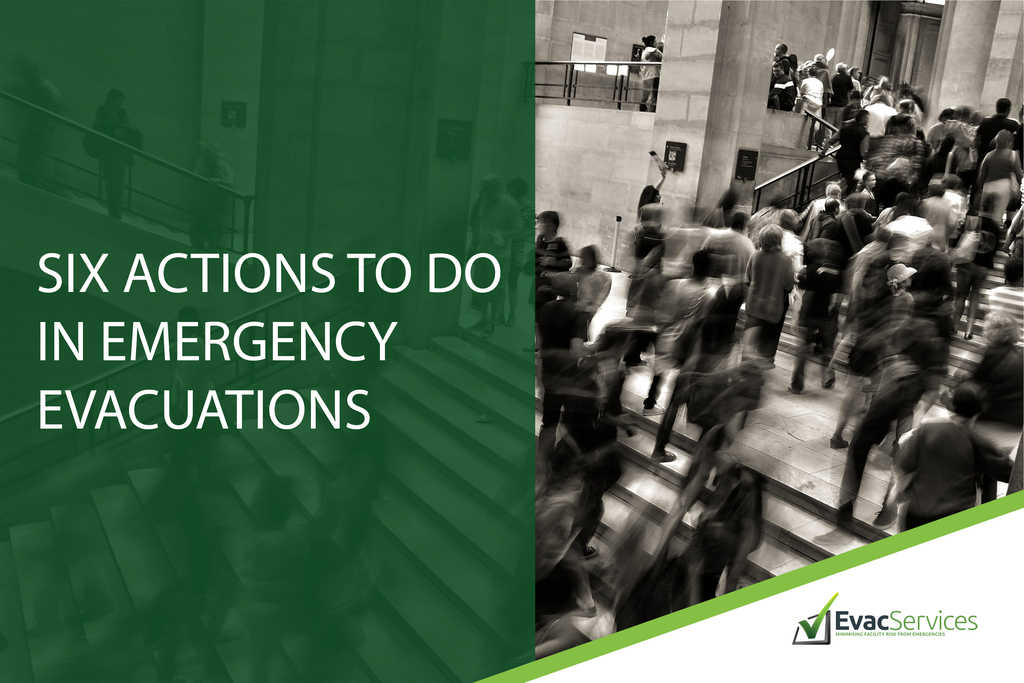 emergency evacuations