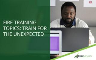 fire training topics