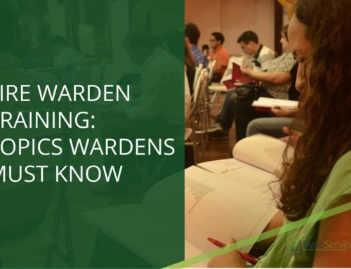 Fire Warden Training: Topics Wardens Must Know