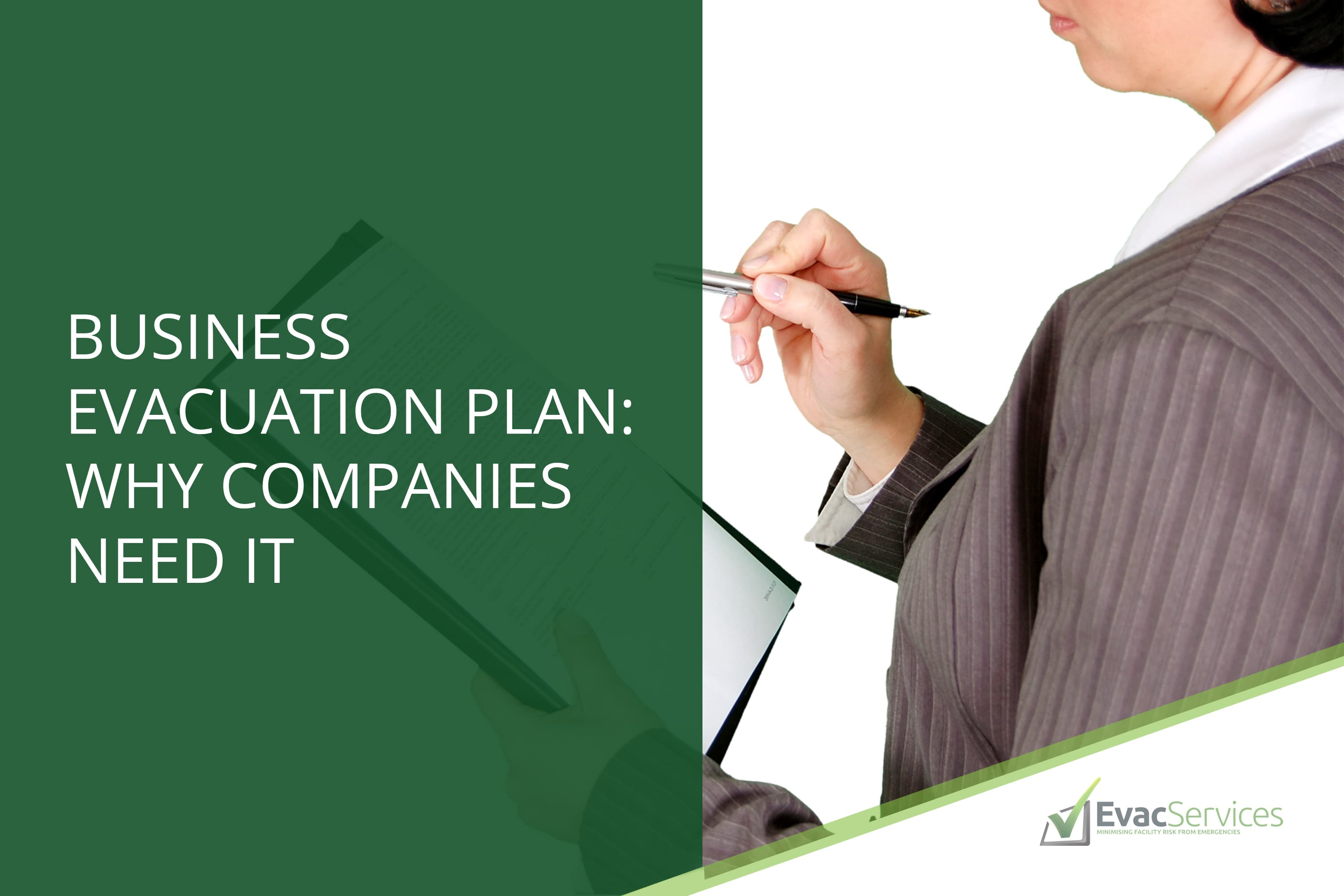 business evacuation plan