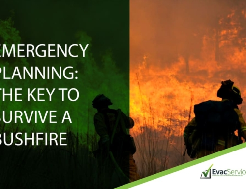 Evacuation Plan for Bush Fire Season