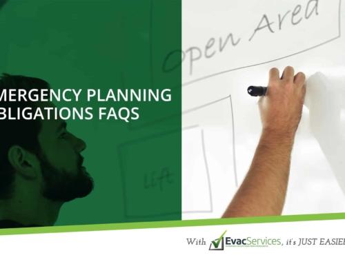 Emergency Planning Obligations FAQs