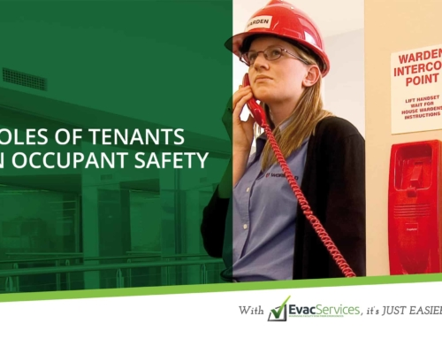 Emergency Procedures: Roles of Tenants in Occupant Safety