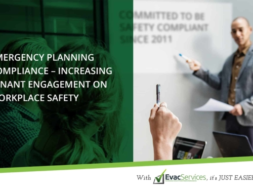 Emergency Planning Compliance – Increasing Tenant Engagement on Workplace Safety