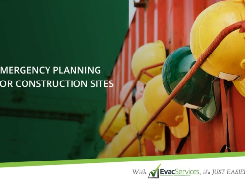 Emergency Planning for Construction Sites