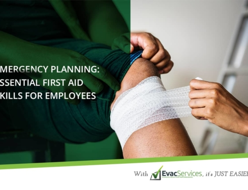 Emergency Planning: Essential First Aid Skills for Employees